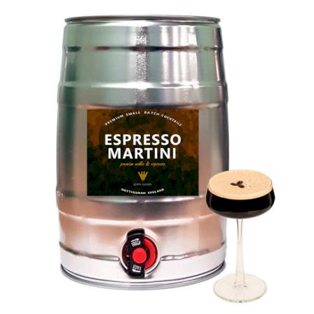 Espresso Martini 5L Keg