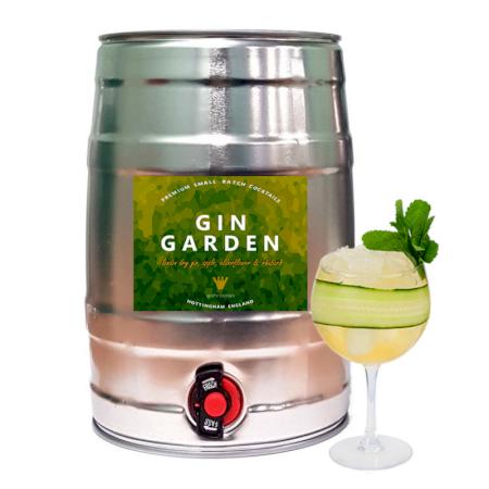 Gin Garden 5L Keg