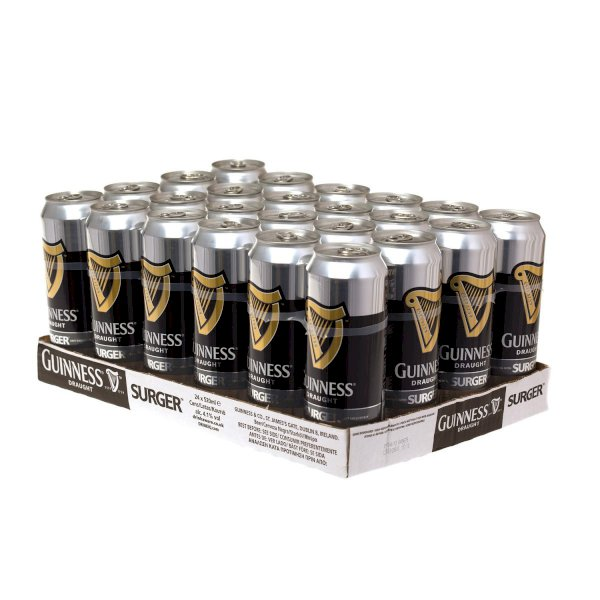 Guinness Surger - 24 Cans
