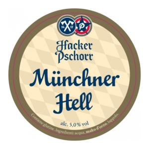 Hacker-Pschorr Munchner Hell - 50L Keg