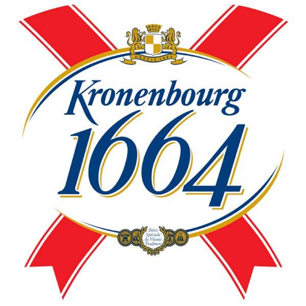 Kronenbourg 1664 - 50L Keg