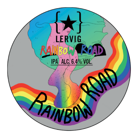 Lervig Rainbow Road - 20L Keg