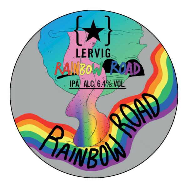 Lervig Rainbow Road - 20L Keg