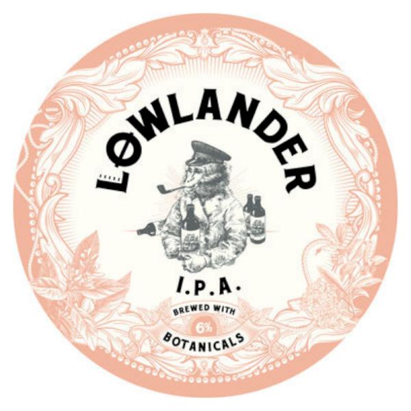 Lowlander IPA - 20L Keg