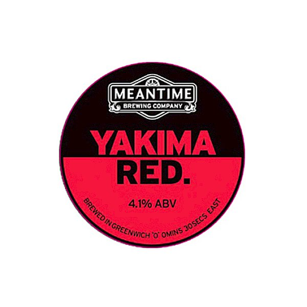 Meantime Yakima Red - 30L Keg