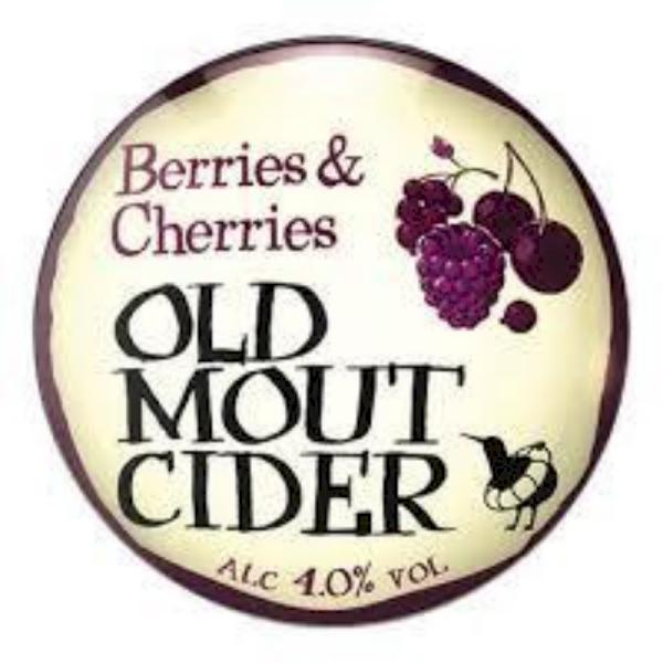 Old Mout Berries & Cherries - 30L Keg