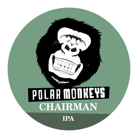 Polar Monkeys Chairman IPA - 20L Keg