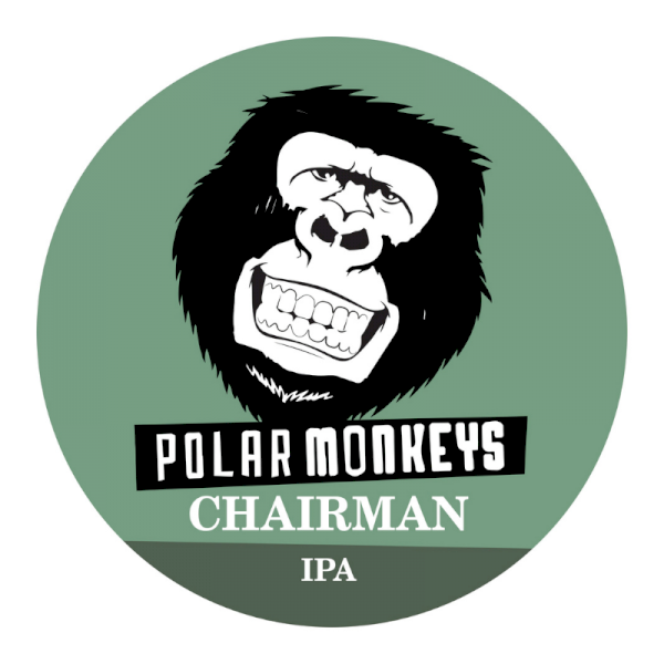 Polar Monkeys Chairman IPA - 20L Keg