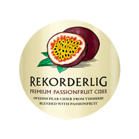 Rekorderlig Passion Fruit - 30L Keg
