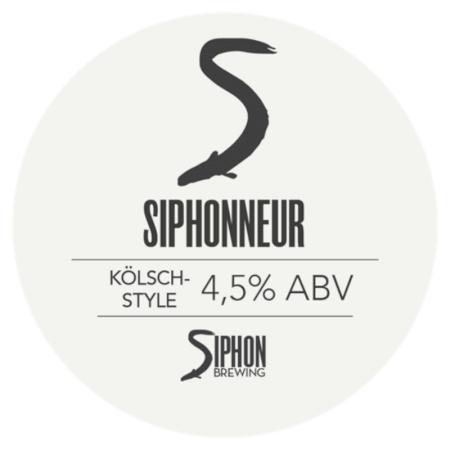 Siphonneur - 20L Keg