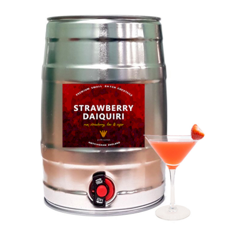 Strawberry Daiquiri 5L Keg