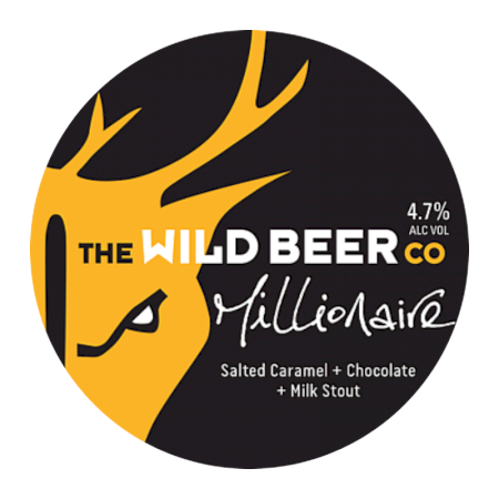 The Wild Beer Co Millionaire - 20L Keg