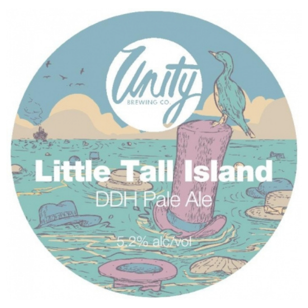 Unity Little Tall Island - 20L Keg